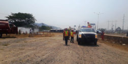 Falsa alarma de fuga de amónico moviliza a Protección Civil