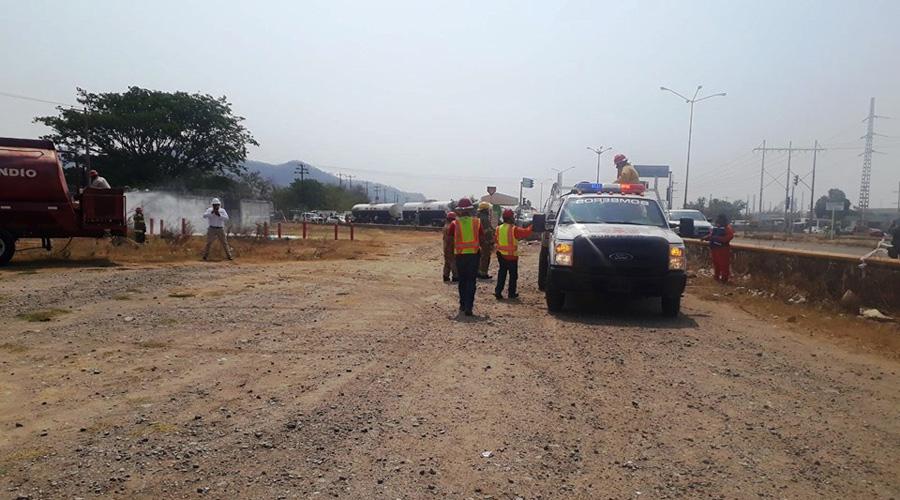 Falsa alarma de fuga de amónico moviliza a Protección Civil | El Imparcial de Oaxaca