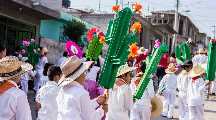 Fortalece  la pitaya lazos  entre pueblos de la Mixteca