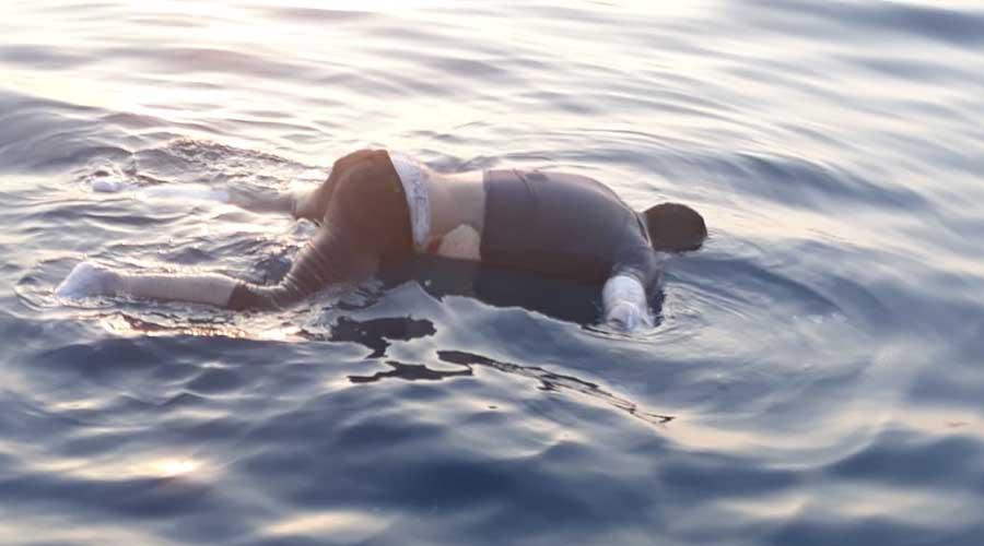 Encuentran a joven arrastrado por ola en Zicatela | El Imparcial de Oaxaca