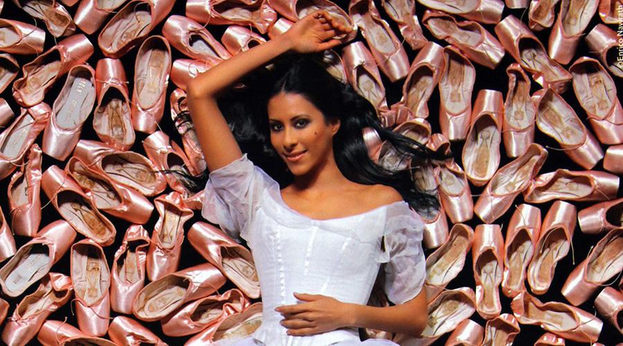 Bailarina Elisa Carrillo recibe máximo reconocimineto de la danza clásica en Rusia | El Imparcial de Oaxaca