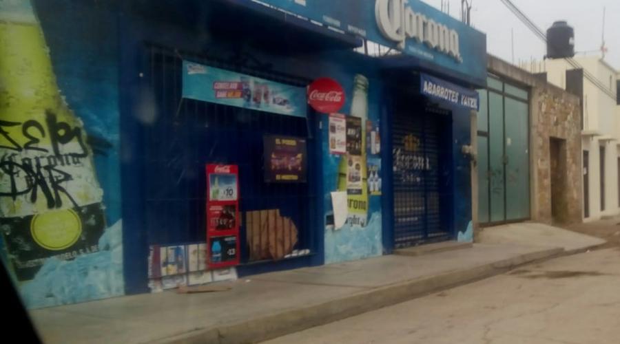 Habitantes de San Antonio de la Cal, se organizan para evitar ser  víctimas de los delincuentes