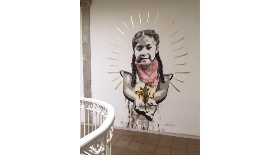 Inundan artistas oaxaqueños la Ciudad de México