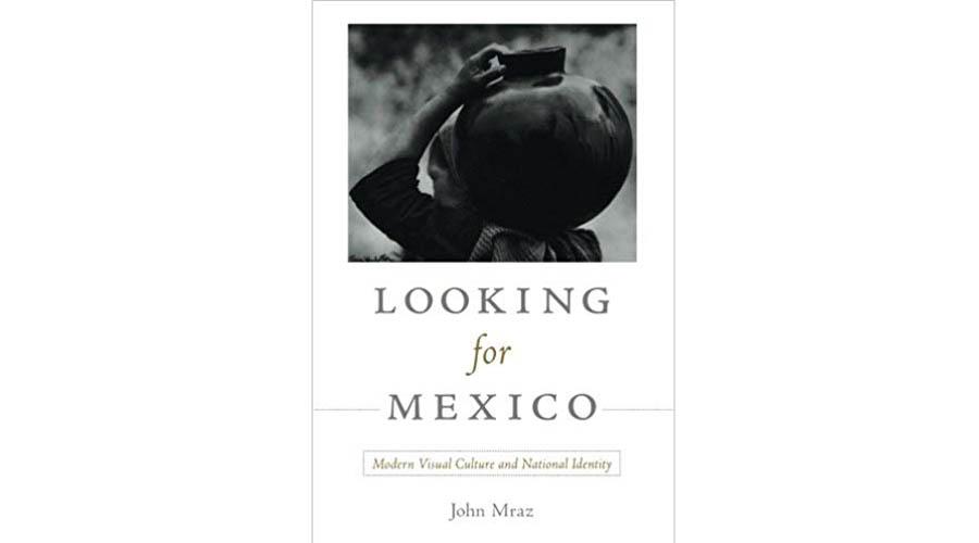 John Mraz: México es un país muy visual