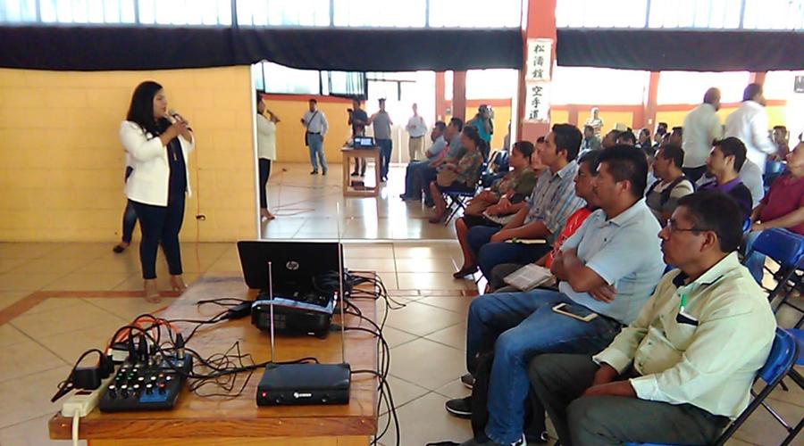 La Mixteca, con más casos  de violencia política | El Imparcial de Oaxaca