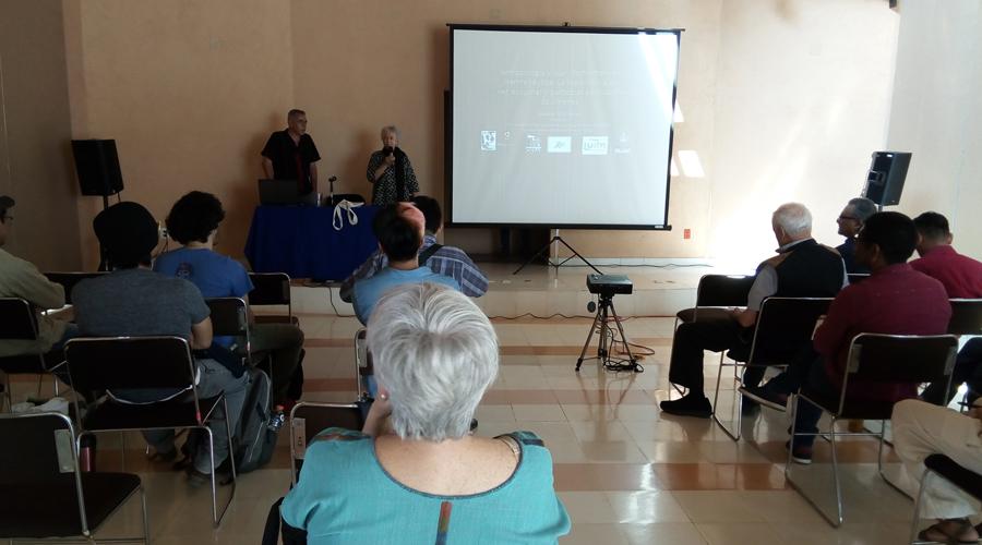 La antropología se adentra  en la tradición mazateca