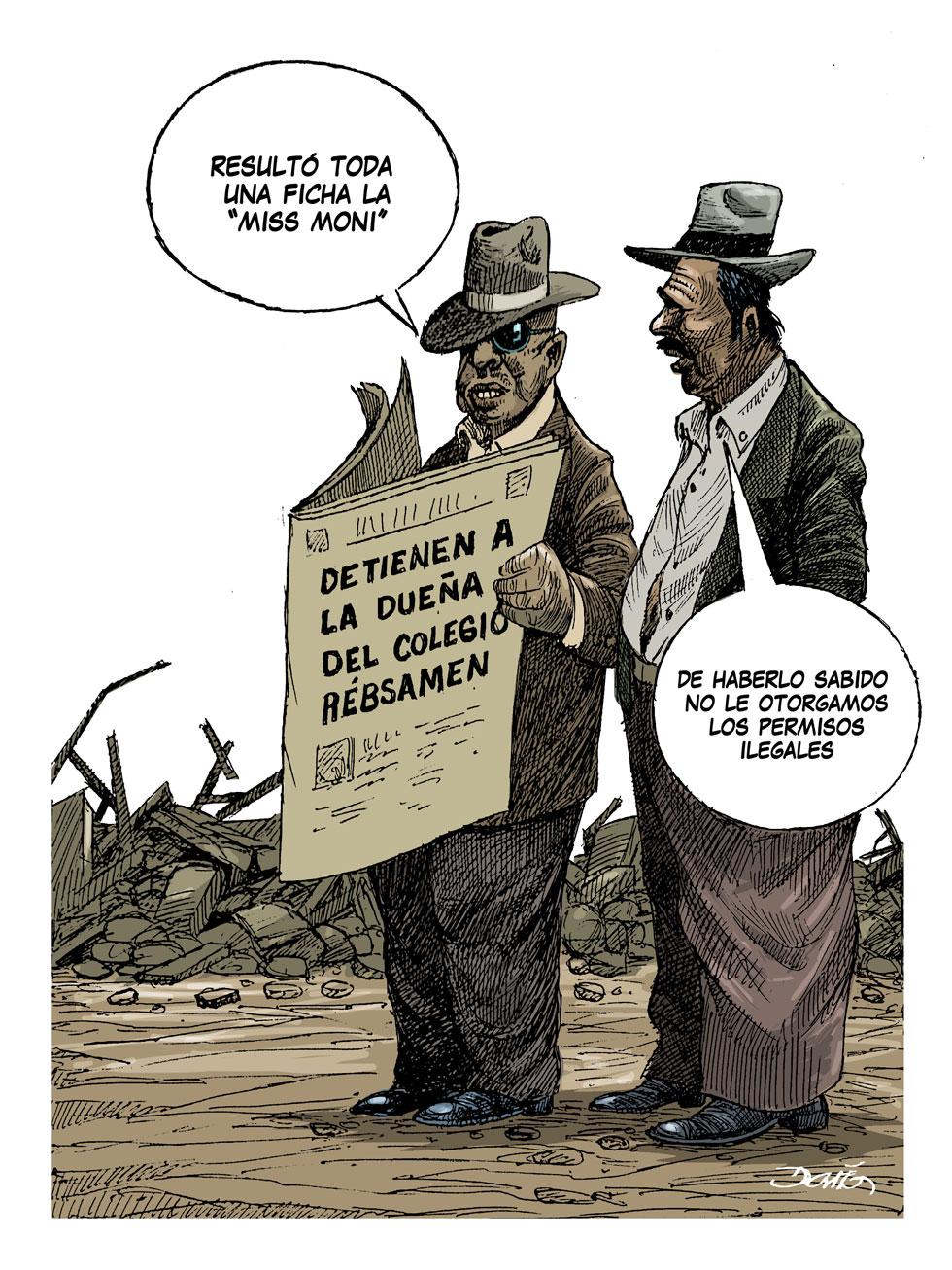 14-05-19 | El Imparcial de Oaxaca