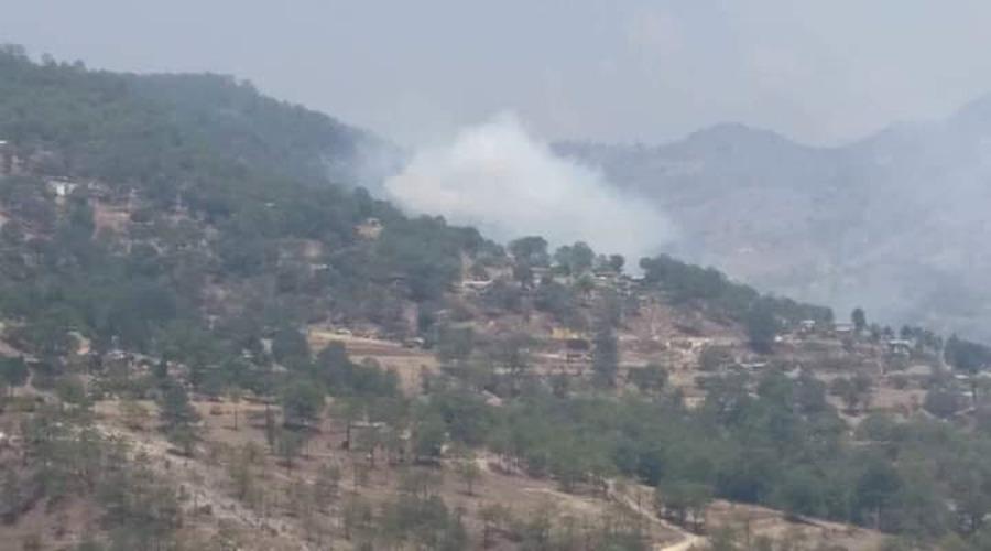 PC alerta a la gente ante mala calidad del aire por incendios | El Imparcial de Oaxaca