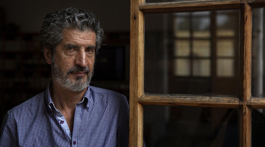 Pablo Ortiz Monasterio, tutor del Programa de Fotografía Documental del CaSa