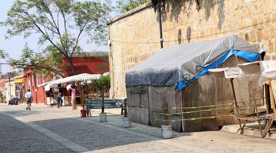 Piden rescatar y dignificar los espacios públicos de Oaxaca