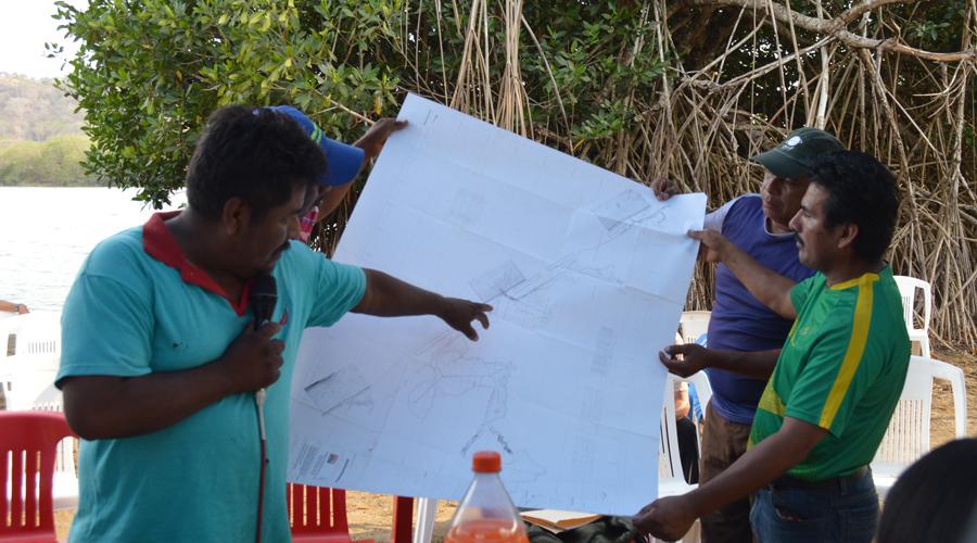 Pescadores muestran a Conapesca problemáticas de complejo lagunar