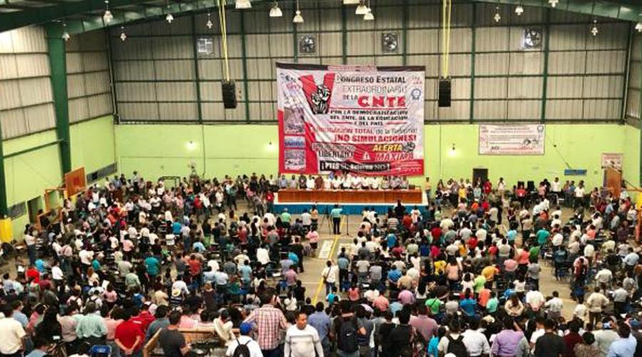 Podría suspender la  CNTE, paro nacional   El Imparcial de Oaxaca