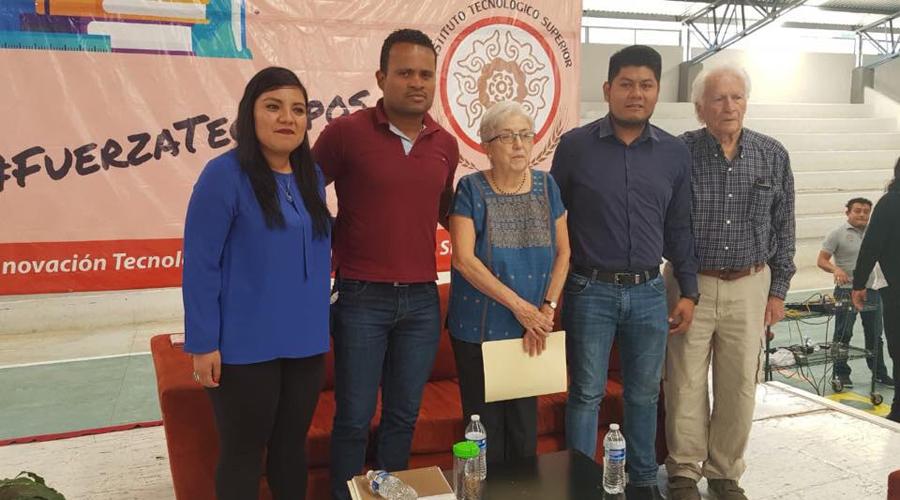 Presentan libro sobre la historia de la Mixteca en el ITSTE