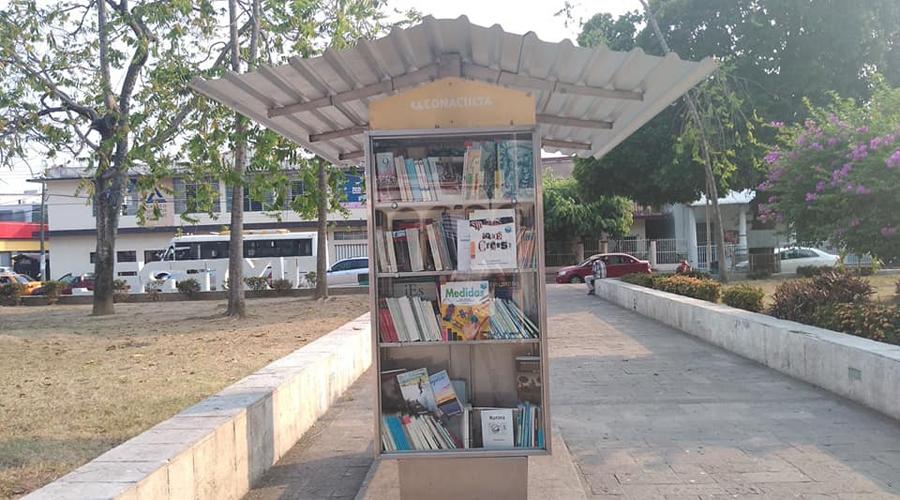 Reabren Paralibros en el parque de Tuxtepec   El Imparcial de Oaxaca