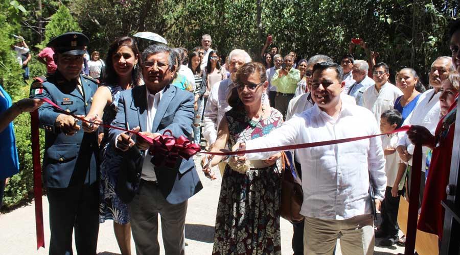 Inauguran  la XIX Semana de la Cultura Mixteca