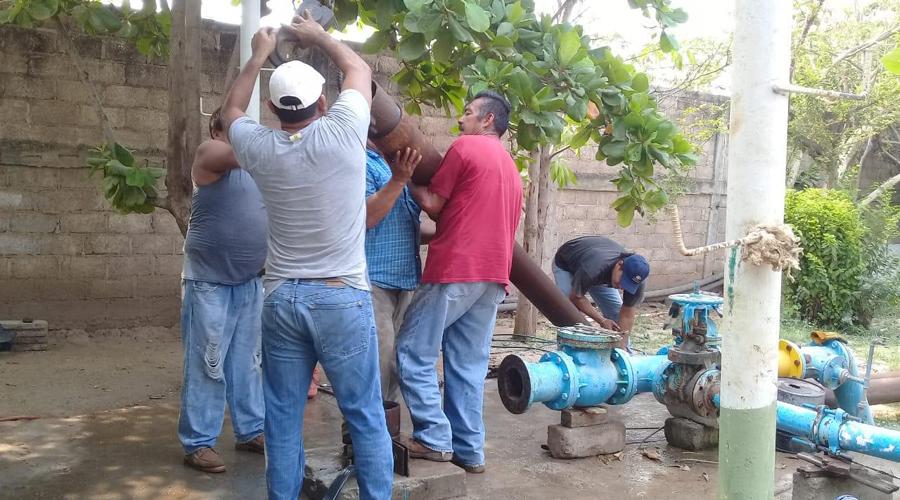 Rehabilitan pozo en Juchitán | El Imparcial de Oaxaca
