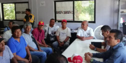 Se reúne Sedapa con pescadores de Salina Cruz