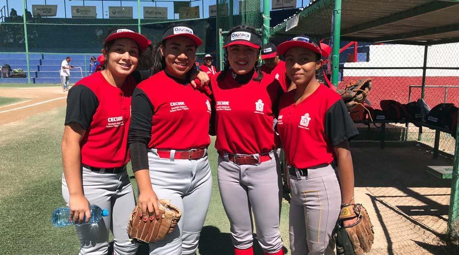 Culminó el sueño de la selección oaxaqueña de softbol | El Imparcial de Oaxaca