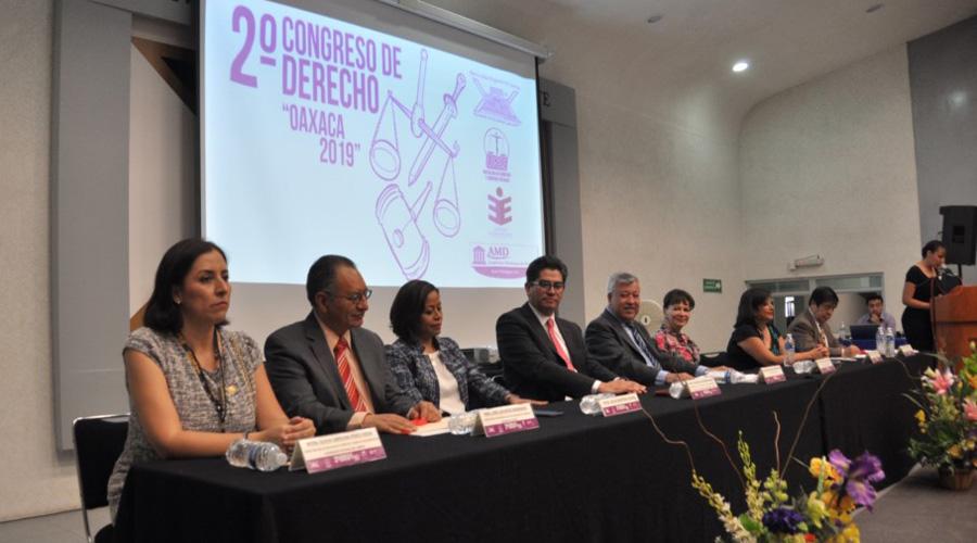 En Oaxaca, analizan transformación del derecho penal en la globalización | El Imparcial de Oaxaca