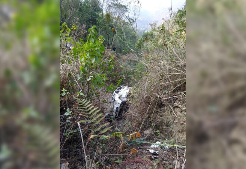 Un muerto y seis lesionados por volcadura en Huautla | El Imparcial de Oaxaca