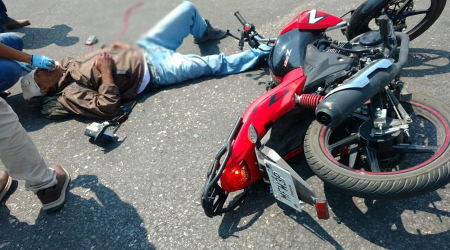 Hombre busca a chofer que lo atropelló en la colonia Reforma   El Imparcial de Oaxaca