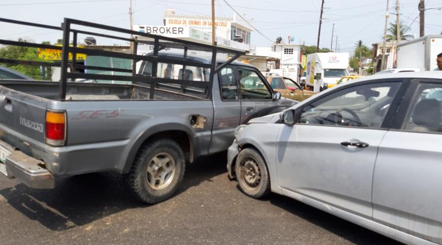 Se disparan accidentes viales en Salina Cruz | El Imparcial de Oaxaca
