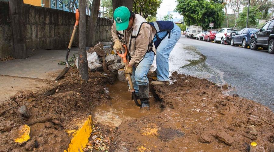 Se reduce 50 % la captación de agua  en Oaxaca