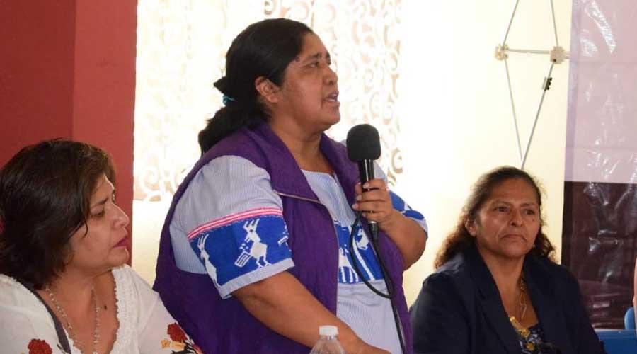 Realizan Conversatorio con perspectiva de género en Tlaxiaco | El Imparcial de Oaxaca