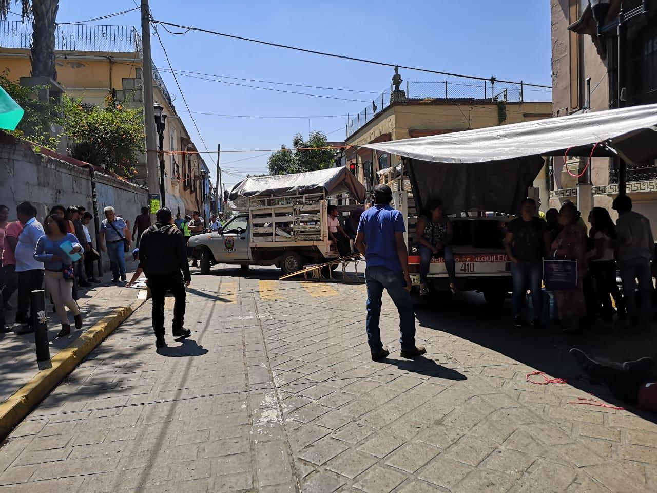 """Crónica de otro """"lunes negro"""" de bloqueos en Oaxaca   El Imparcial de Oaxaca"""