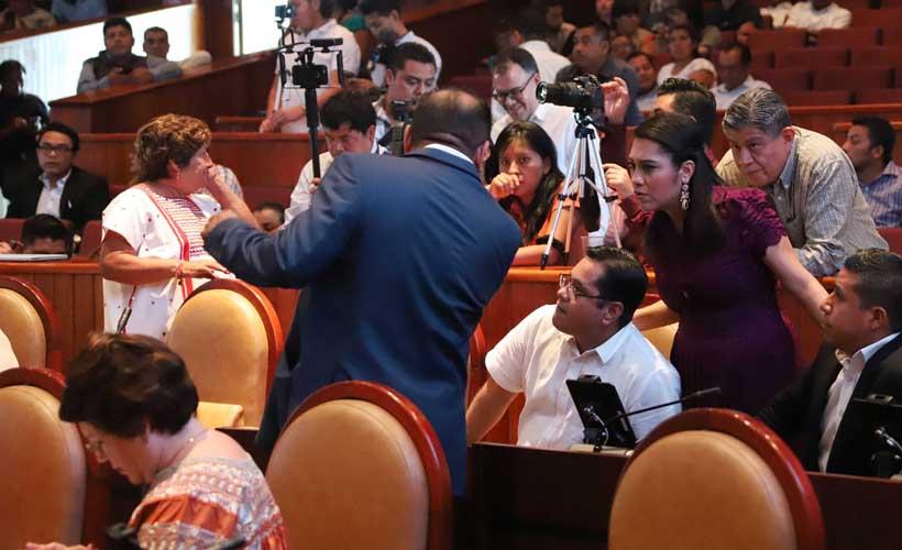 Diputados de Oaxaca se olvidan de legislar | El Imparcial de Oaxaca