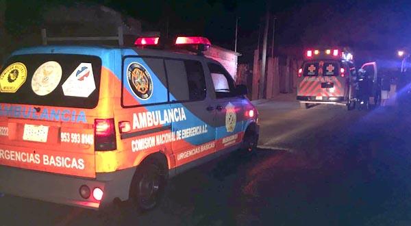 Choca motociclista contra un automóvil | El Imparcial de Oaxaca