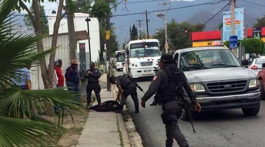 Atropellan a trabajador en San Felipe del Agua, Oaxaca | El Imparcial de Oaxaca