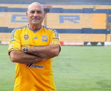 Muere el exjugador de Tigres de la UANL, Osvaldo Batocletti
