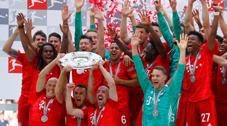 Con goleada, Bayern Munich obtiene séptimo triunfo consecutivo en Bundesliga | El Imparcial de Oaxaca
