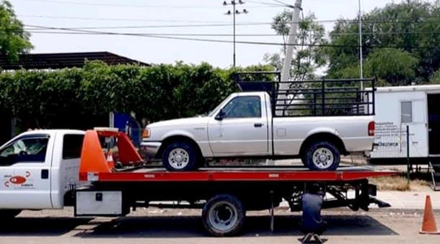 Detectan camioneta robada a través del sistema REPUVE | El Imparcial de Oaxaca