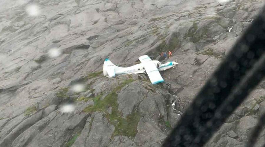 Mueren cinco personas en Alaska, por choque entre hidroaviones | El Imparcial de Oaxaca