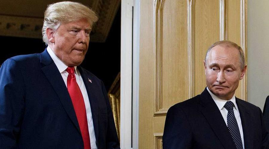 Por teléfono, Putin y Trump discuten sobre situación en Venezuela | El Imparcial de Oaxaca