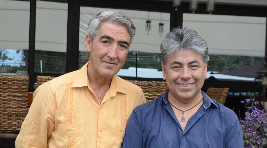 Andrea y José Manuel  unen sus destinos