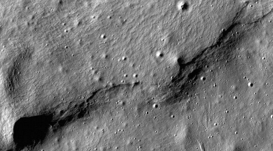 Luna sufre encogimiento; se vuelve como una pasa, asegura la NASA | El Imparcial de Oaxaca