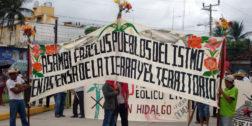 Se pronuncian organizaciones contra Proyecto Interoceánico