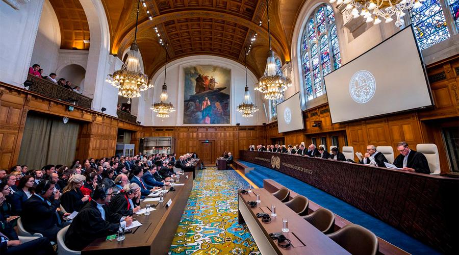 Presentará Peimbert informe en Corte de La Haya   El Imparcial de Oaxaca