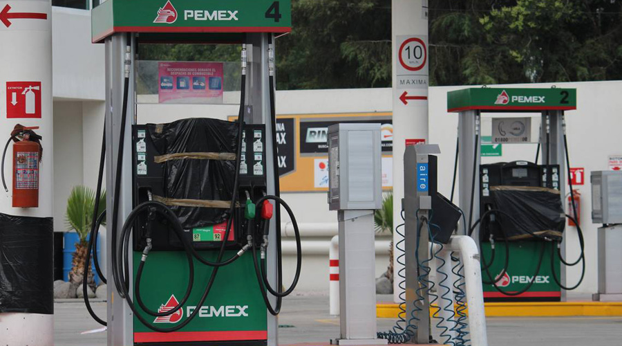 Recorta SHCP estímulos a las gasolinas Magna, Premium y Diésel | El Imparcial de Oaxaca