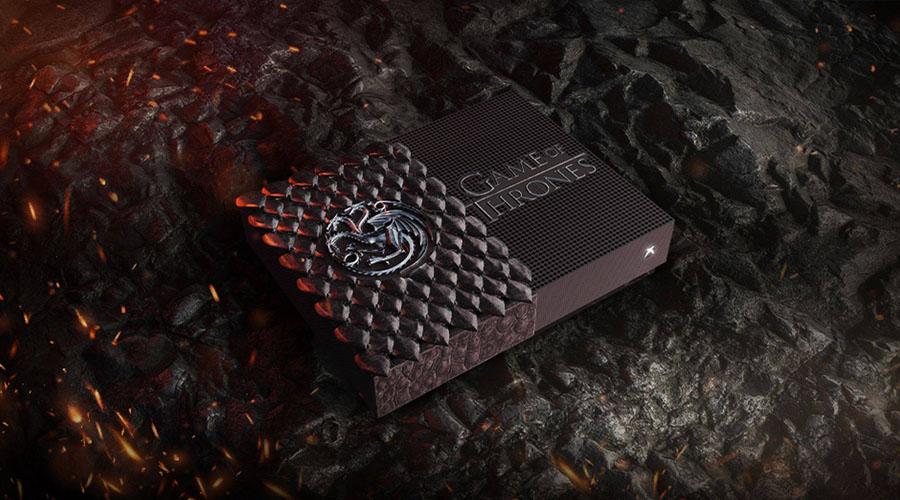 Llegarán dos nuevos Xbox edición 'Game of Thrones' | El Imparcial de Oaxaca