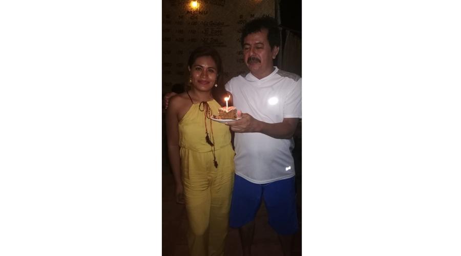 Óscar celebra su cumpleaños