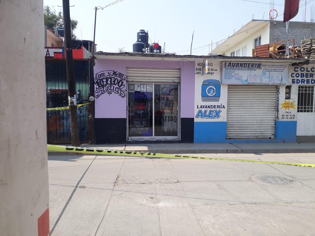 Indagan crimen de tatuador   El Imparcial de Oaxaca