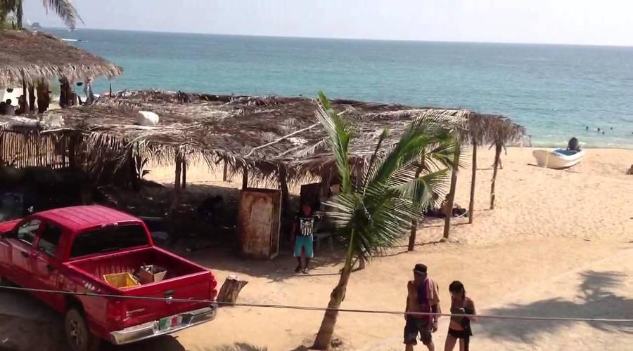 Detienen a presunto ladrón en la playa El Rinconcito | El Imparcial de Oaxaca