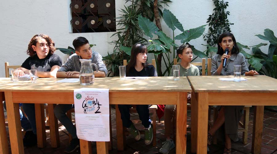 Niños y jóvenes marcharán contra el cambio climático | El Imparcial de Oaxaca
