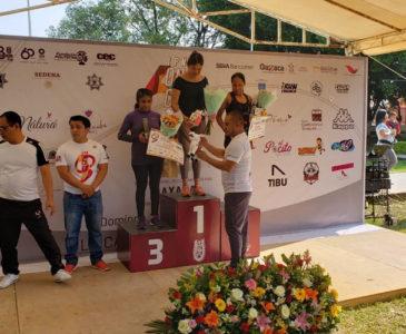 Celebran con éxito la carrera IPN ONCE K