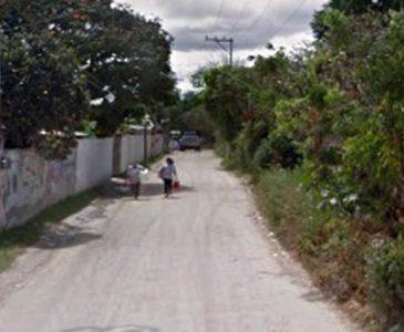 Muerte violenta en San Lorenzo Cacaotepec