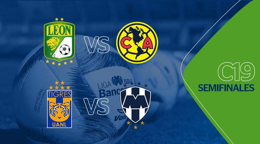 ¡Entérate! Fechas y horarios para los juegos de la Clausura de la Liga MX   El Imparcial de Oaxaca